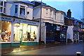 TQ5839 : Shops & Restaurant on Camden Rd by N Chadwick