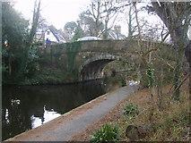 SD4760 : Bridge 95, Lancaster Canal by Michael Graham