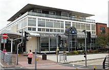 ST2995 : Lloyds TSB, 1 Gwent Square, Cwmbran by Jaggery