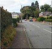 ST2896 : Five Locks Road, Cwmbran by Jaggery