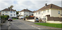 ST2896 : Crown Close, Cwmbran by Jaggery