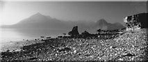 NG5113 : Elgol Beach by noel darlow