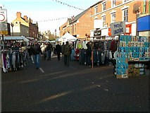 SK4933 : High Street, Long Eaton by David Lally
