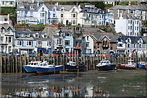SX2553 : Low tide at Looe by David Smith