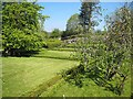 G7934 : Garden above Lough Gill by Oliver Dixon