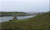 SV8815 : Cromwell's Castle, Tresco, Scilly by John Rostron