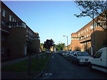 TQ2272 : Frensham Drive, SW15 by Phillip Perry