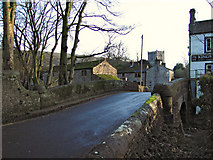 SD9772 : Kettlewell on a cold December day by Dave Croker