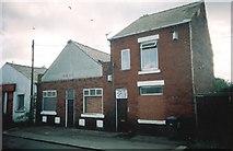 SD7507 : Salvation Army, Fletcher Street by Rob K Brettle