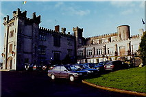 N8096 : Kingscourt - Cabra Castle entrance - View to north by Joseph Mischyshyn