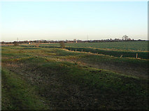 SK7645 : Landscape at Sibthorpe by Alan Murray-Rust