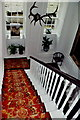 M9380 : Strokestown - Park House - Interior stair case by Joseph Mischyshyn
