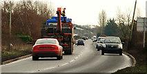 J0090 : New road, Randalstown - Castledawson (5) by Albert Bridge