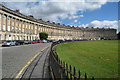 ST7465 : Royal Crescent, Bath by Oast House Archive