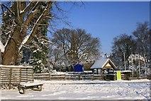 TQ5130 : All Saints' Church, Crowborough by Geoff Cooper