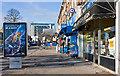 TQ2691 : Parade of Shops, Woodhouse Road by Martin Addison