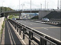 NS5566 : Clydeside Expressway by Richard Webb