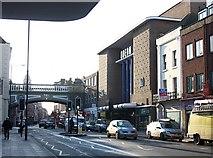 SO8455 : Foregate Street, Worcester by Bob Embleton