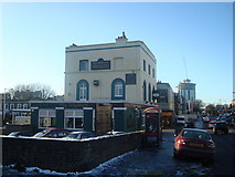 TQ3266 : The Windmill public house, St James's Road, Croydon by Stacey Harris