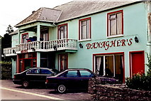 M1455 : Cong - Danagher's Hotel on Abbey Street by Joseph Mischyshyn