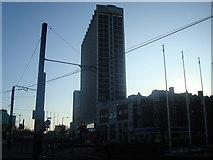 TQ3265 : Nestlé Building, Croydon by Stacey Harris