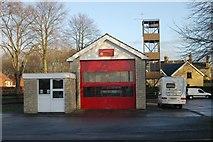 SE6183 : Helmsley fire station by Kevin Hale