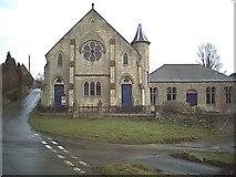 SO9103 : Oakridge Lynch Methodist Chapel and Schoolroom by Gareth Rhys