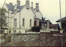 NH6644 : Inverness Youth Hostel (former) by Michael Westley