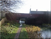 SO9494 : Bradley Arm Canal - Deepfields Bridge by John M