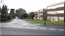 SP1194 : Station Road, Wylde Green by Michael Westley