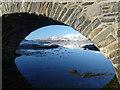 NG8825 : Eilean Donan bridge by sylvia duckworth