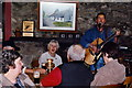 S5110 : Kilmeadan - The Cosy Thatch Pub entertainer & group by Joseph Mischyshyn