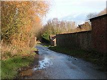 SO4841 : Huntington Lane by Rob Purvis