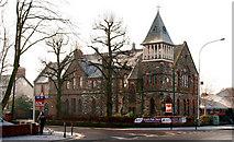 J3774 : Former Belmont Primary School, Belfast (1) by Albert Bridge
