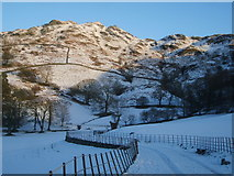 NY3404 : Lad Crag by Michael Graham