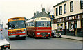 N9690 : Bus and coach, Ardee by Albert Bridge