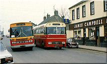 N9690 : Bus and coach, Ardee by Albert Bridge