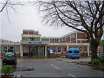 SX9392 : Royal Devon and Exeter Hospital (Heavitree) by Richard Dorrell