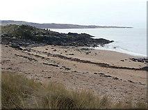 NT4884 : Beach among the Black Rocks by Alan Murray-Rust