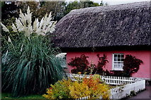 R4460 : Bunratty Folk Park - Golden Vale Farmhouse - Site# 9 by Joseph Mischyshyn