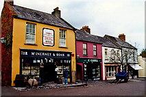 R4460 : Bunratty Folk Park - Village Street - Site# 12 (I,H,F,E) by Joseph Mischyshyn