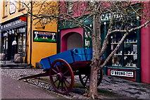 R4460 : Bunratty Folk Park - Village Street - Site# 12H by Joseph Mischyshyn