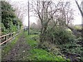 SU3788 : End of the canal by Bill Nicholls