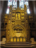 SJ3589 : The high altar of the Anglican Cathedral by John S Turner