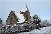NZ9208 : All Saints Church at Hawsker by SMJ