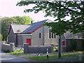 SN1306 : Sardis Congregational Church (near Saundersfoot) by Pauline Evans