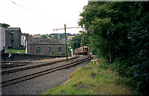 SC4384 : Manx Electric Railway, Laxey by Dr Neil Clifton