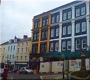SM9515 : High Street restoration by Deborah Tilley