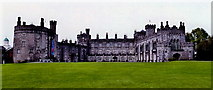 S5055 : Kilkenny Castle - Rear view to northwest by Joseph Mischyshyn