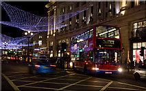 TQ2981 : Regent Street by Martin Addison